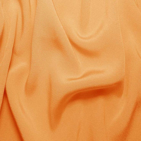 Silk Crepe Back Satin Salmon