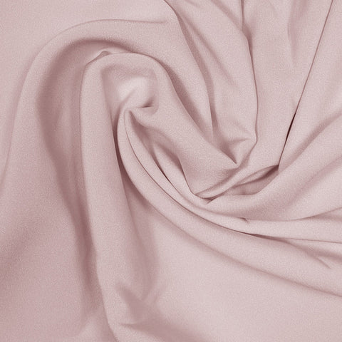 Silk Stretch 4 Ply Crepe Dusty Peach