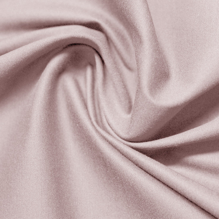 Cotton Stretch Sateen 214 Smoked Peach - NY Fashion Center Fabrics
