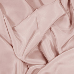 Silk Stretch Crepe De Chine Dusty Peach