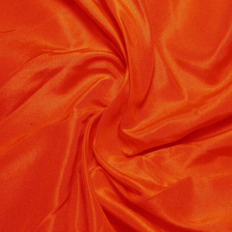 Silk Habotai Orange