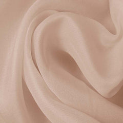 Silk Satin Face Organza Blush
