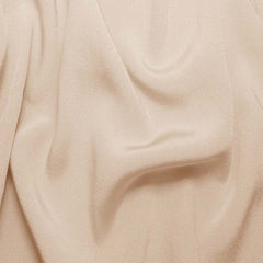 Silk Crepe Back Satin Blush