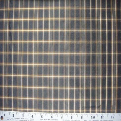 Silk Taffeta Stripes and Checks 22 14803 B