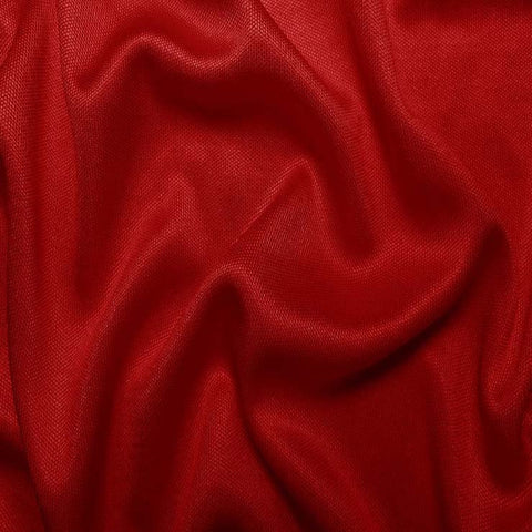 Silk Knit Jersey 22 Red