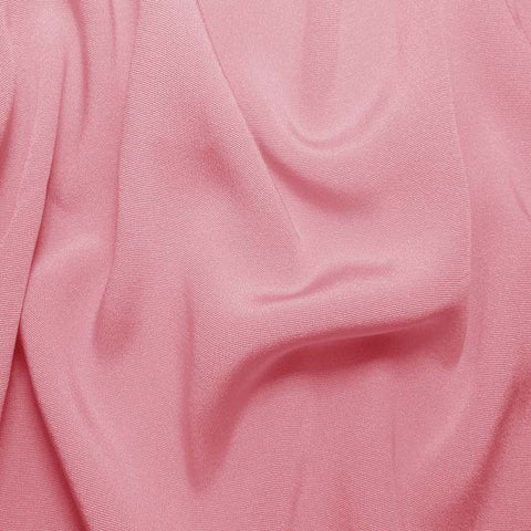 Silk Crepe Back Satin Baby Pink