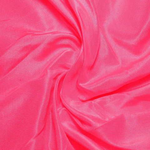 Silk Habotai Hot Pink