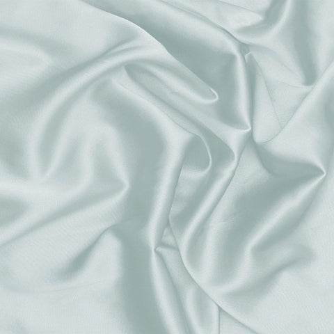 Silk Stretch Charmeuse Baby Blue