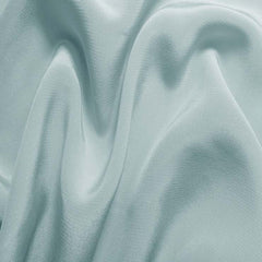 Silk Crepe de Chine Baby Blue