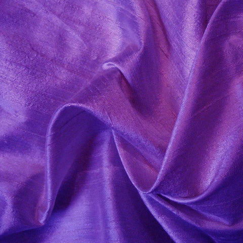 Silk Dupioni 226 Monets Purple