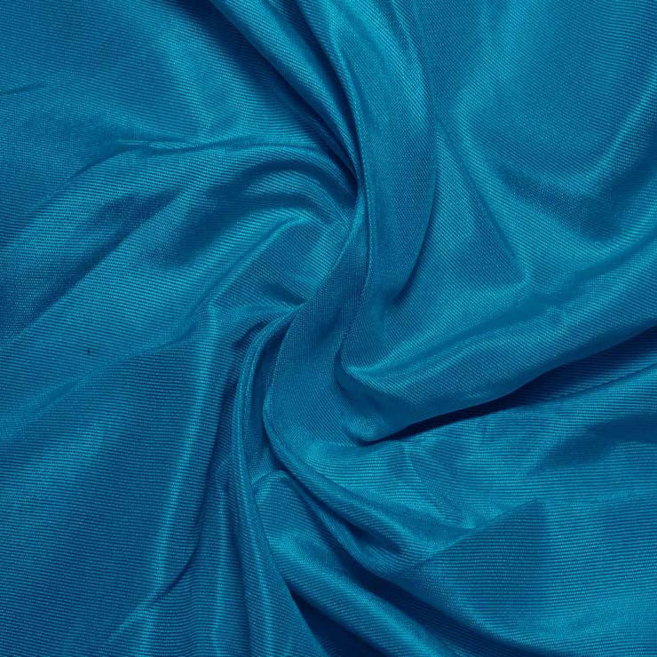 Silk Habotai Tropical Blue
