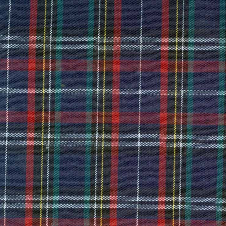 Pima Cotton Tartans Fabric 20 Yard Bolt 22
