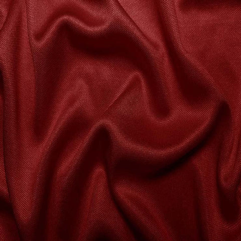 Silk Knit Jersey 23 Burgundy