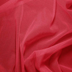 Nylon/Spandex Sheer Stretch Mesh 23 Fuchsia - NY Fashion Center Fabrics