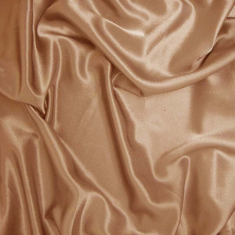 Polyester Crepe Back Satin 23 Honey