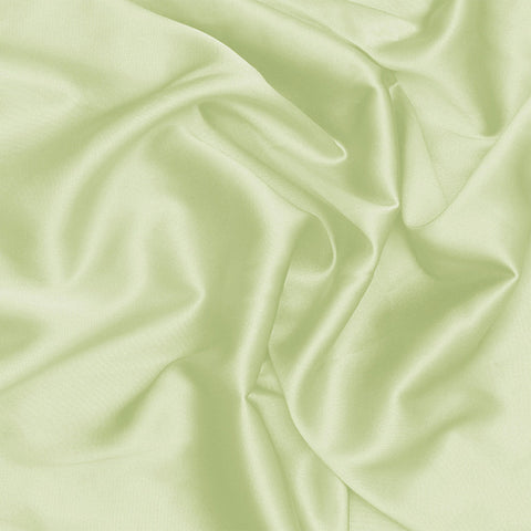 Silk Stretch Charmeuse Lime Wheat
