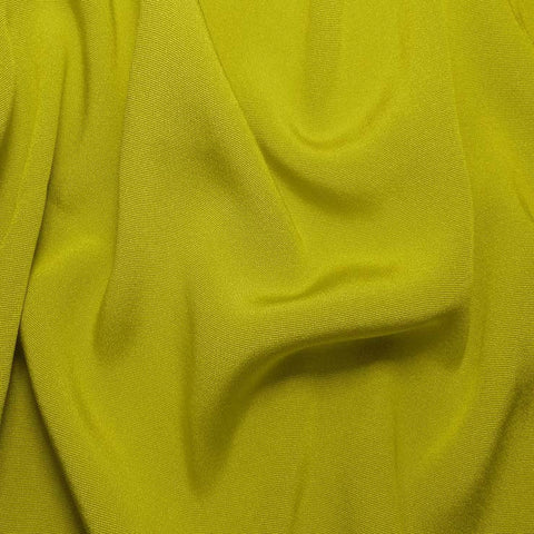 Silk Crepe Back Satin Pea Green