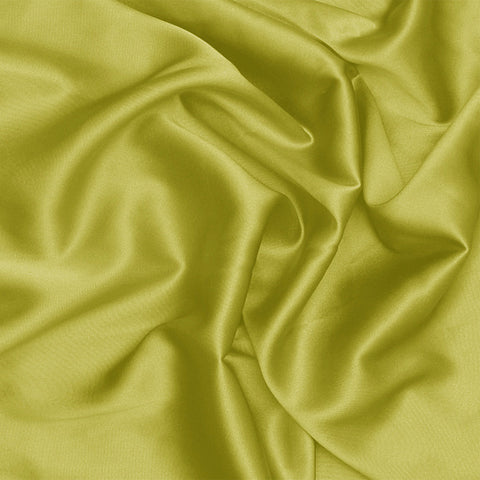 Silk Stretch Charmeuse Pea Green