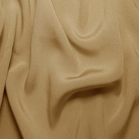 Silk Crepe Back Satin Taupe