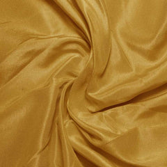 Silk Habotai Gold Tan