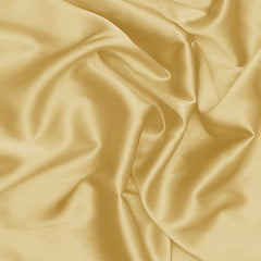 Silk Stretch Charmeuse Gold Tan