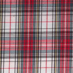 Pima Cotton Tartans Fabric 20 Yard Bolt 23