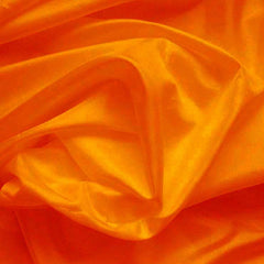 Polyester China Silk 24 Persimmon