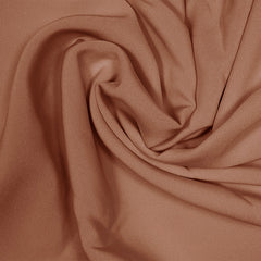 Silk Stretch 4 Ply Crepe Light Brown