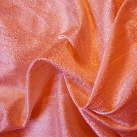 Silk Dupioni 242 Happy Pink