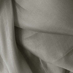 Silk Organza Dove Gray