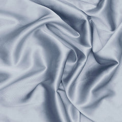 Silk Stretch Charmeuse Blue Dawn