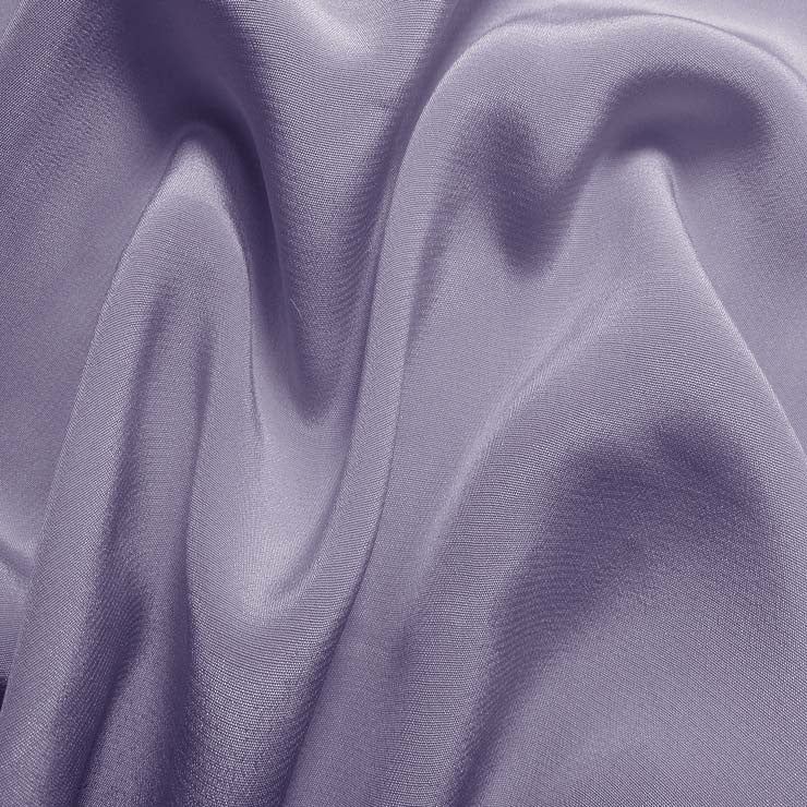 077e8ed0741 Silk Crepe de Chine Periwinkle fabric by the yard