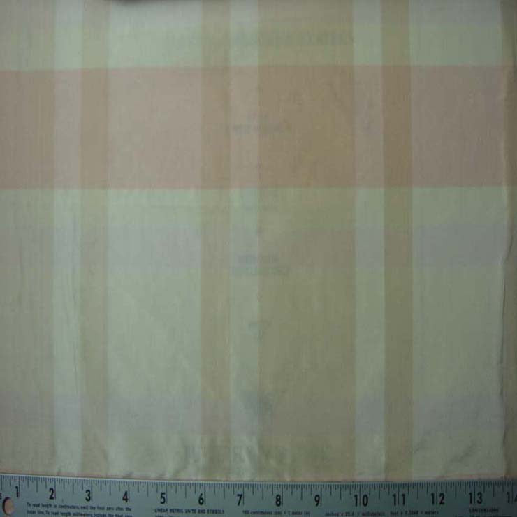 Silk Taffeta Stripes and Checks 25 14803