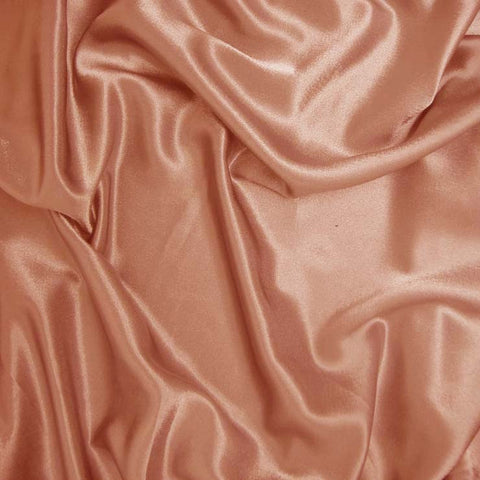 Polyester Crepe Back Satin 25 Cinnamon
