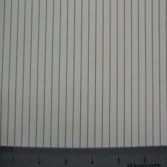 100% Cotton Fabric Stripes Collection #13 25 Y D8033RED - NY Fashion Center Fabrics