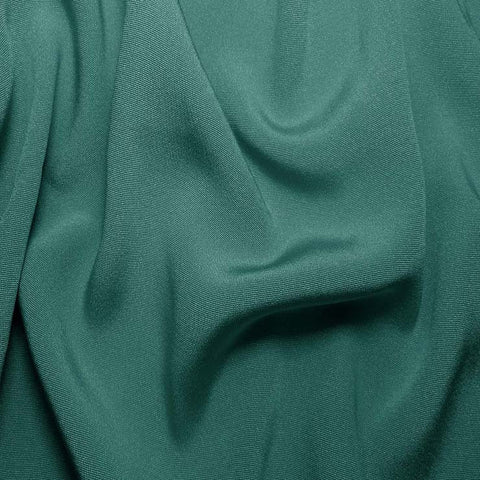 Silk Crepe Back Satin Marine Blue