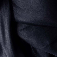 Silk Organza Dark Blue