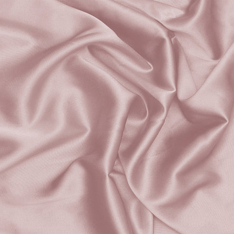 Silk Stretch Charmeuse Chalk Pink