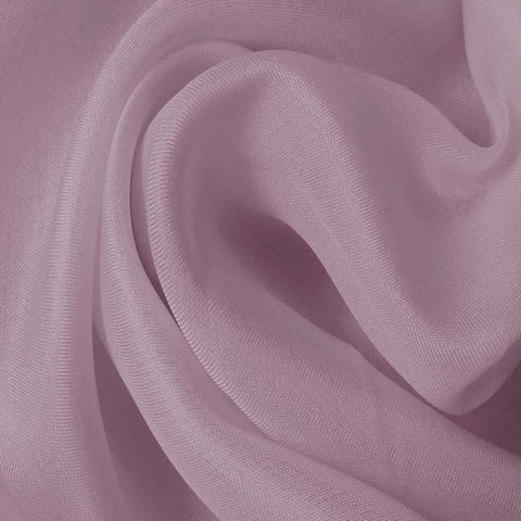 Silk Satin Face Organza Lilac
