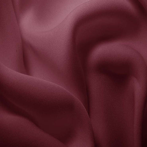 Silk Double Georgette Violet