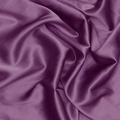 Silk Charmeuse Grape Purple