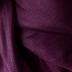 Silk Organza Grape Purple