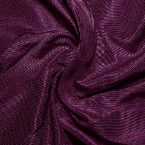 Silk Habotai Grape Purple