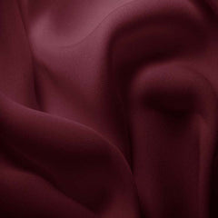 Silk Double Georgette Grape Purple