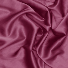 Silk Charmeuse Dark Rose