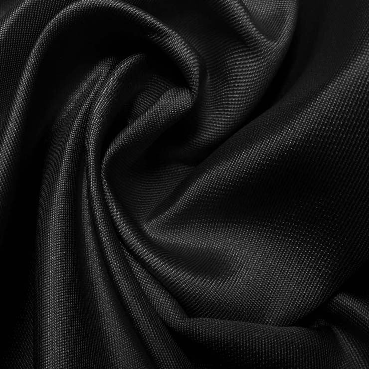 Silk Zibeline 26 Black
