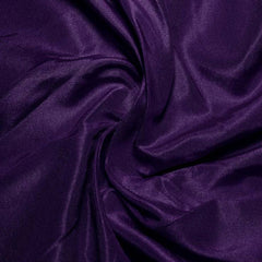 Silk Habotai Dark Purple