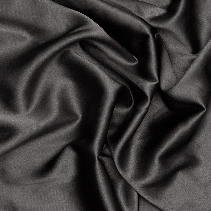 Silk Charmeuse Dark Plum