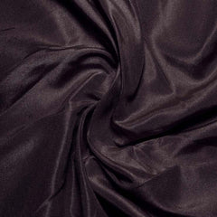 Silk Habotai Dark Plum