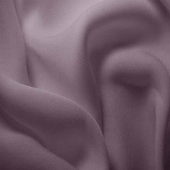 Silk Double Georgette Lavender Gray